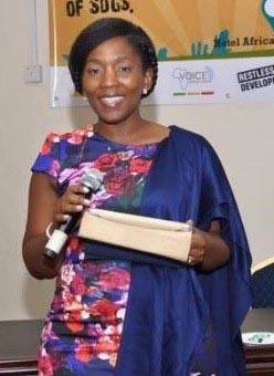 Mrs Namhla Mniki-Mangaliso