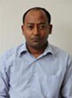 Mr Yared Tsegay